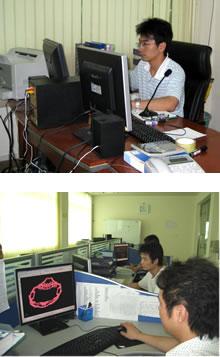 中国生産拠点